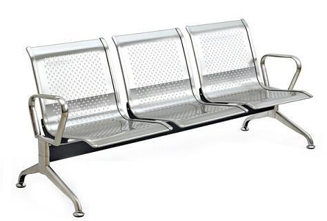 Ghế phòng chờ 3 chỗ TG 603inox
