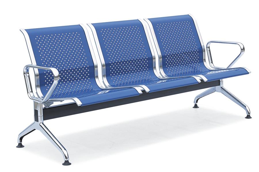 Ghế phòng chờ inox TG 603X