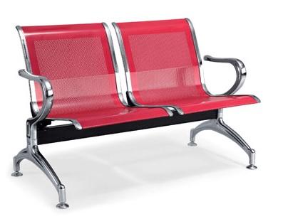 Ghế phòng chờ màu đỏ TG 602D