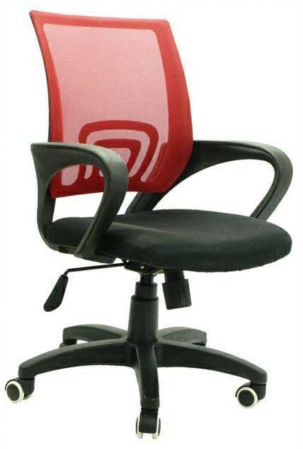 Ghế lưới nhân viên giá rẻ TG 6517D
