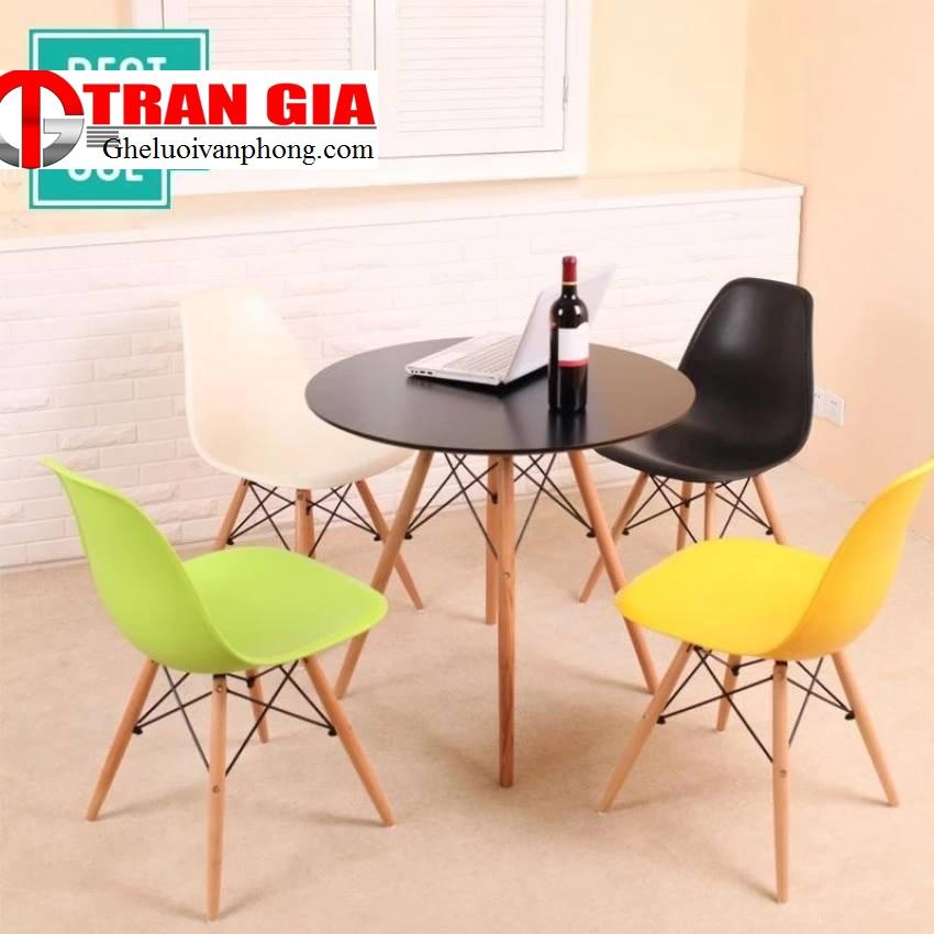 Bộ bàn ghế cafe thấp TG 6611B