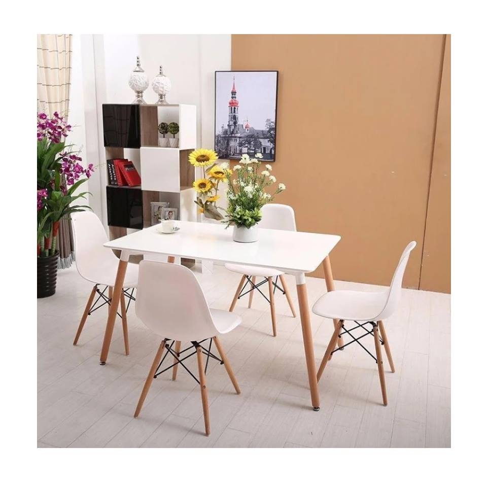 Bộ bàn ghế quán cafe, phòng ăn TG 6614B