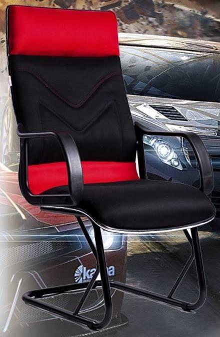Ghế phòng game có chống chân TG 6239V
