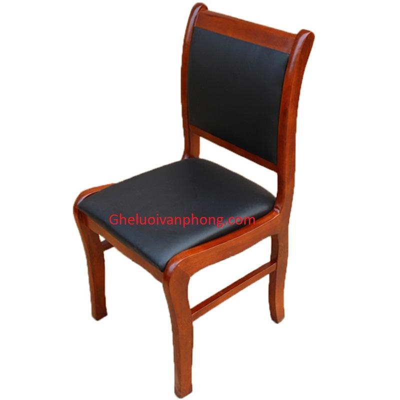 Ghế phòng họp gỗ tg7714
