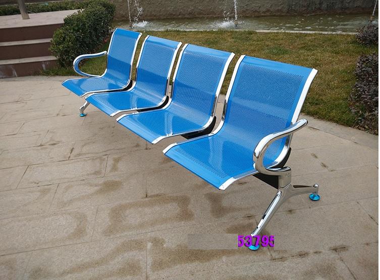 Ghế phòng chờ 4 chỗ xanh tg6604x