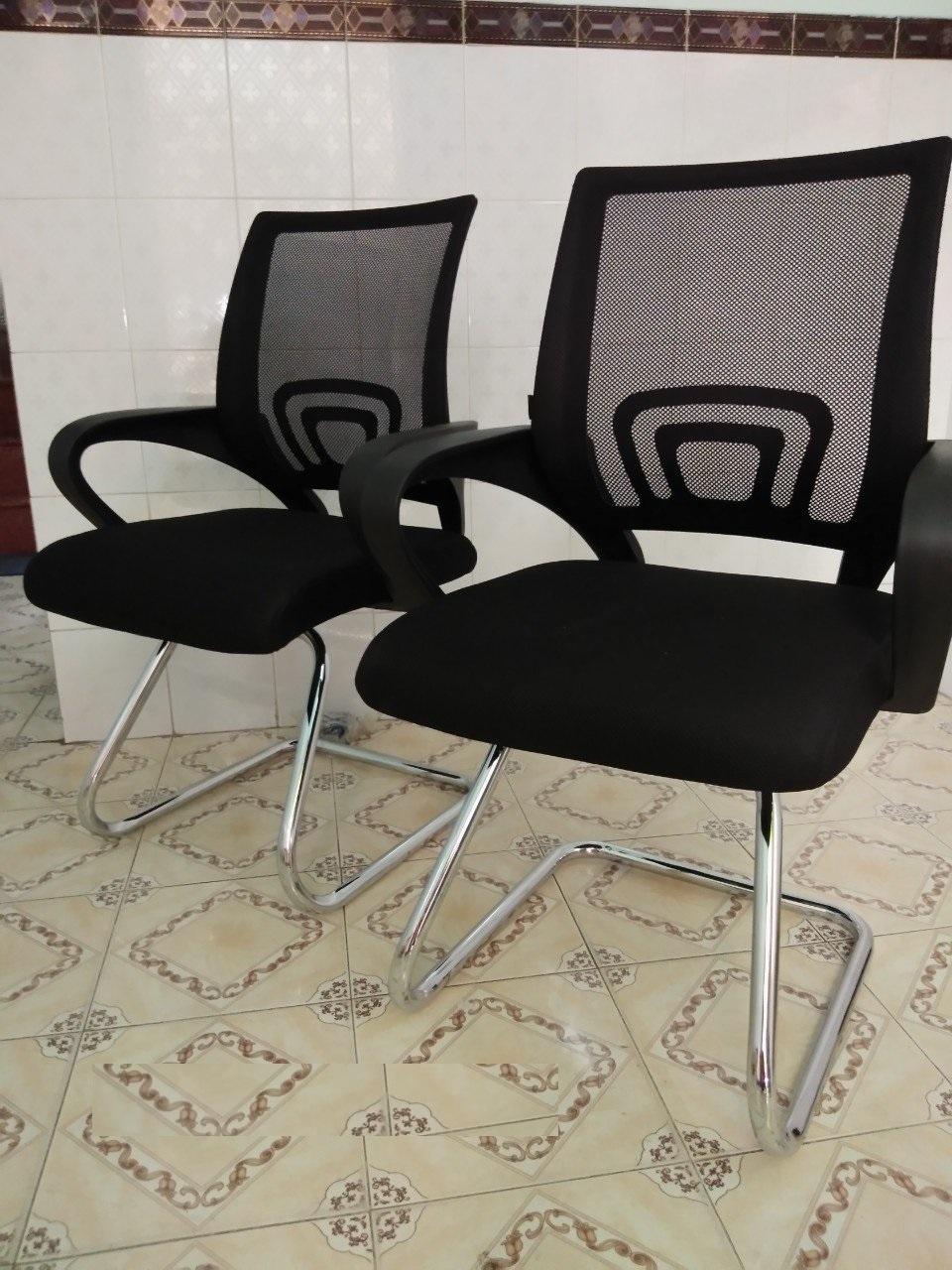 Ghế lưới phòng họp chân quỳ tg3112q