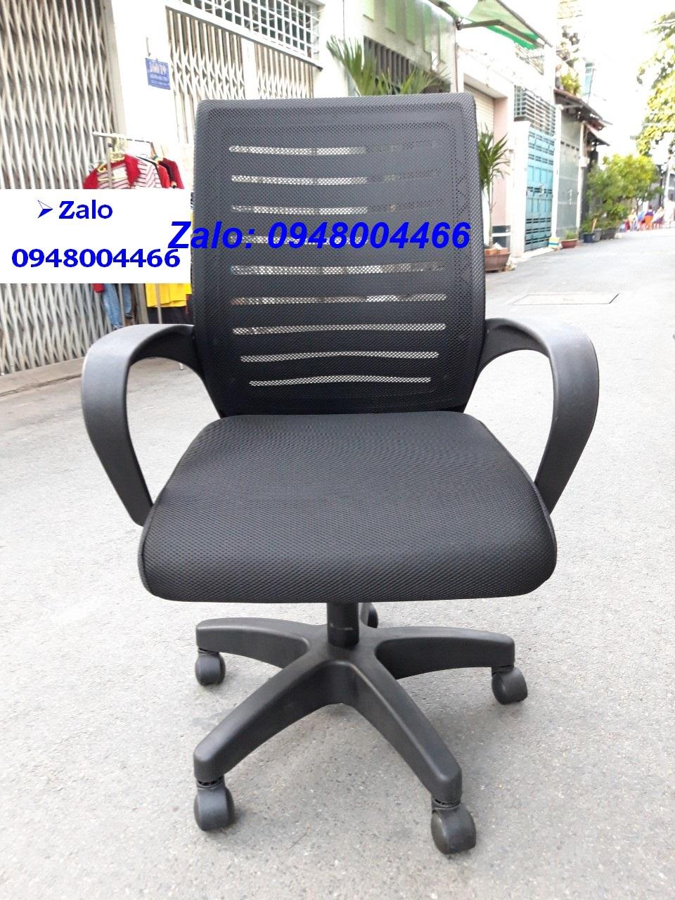 Ghế lưới văn phòng chân nhựa tg3133