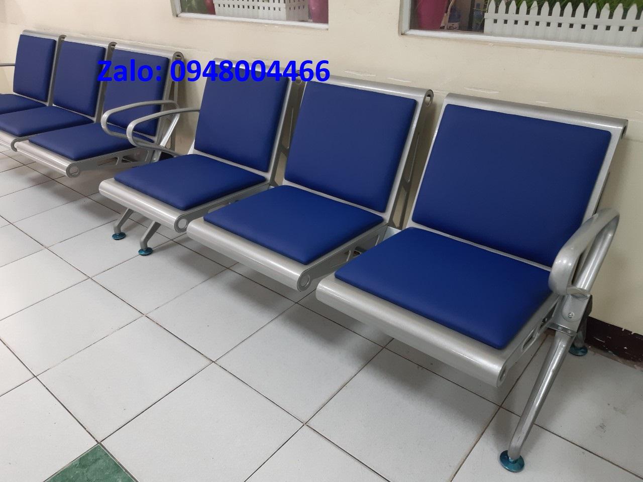 Ghế băng chờ bọc nệm tg3803x
