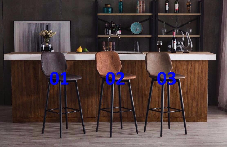 Ghế quầy bar 360 độ tg9828