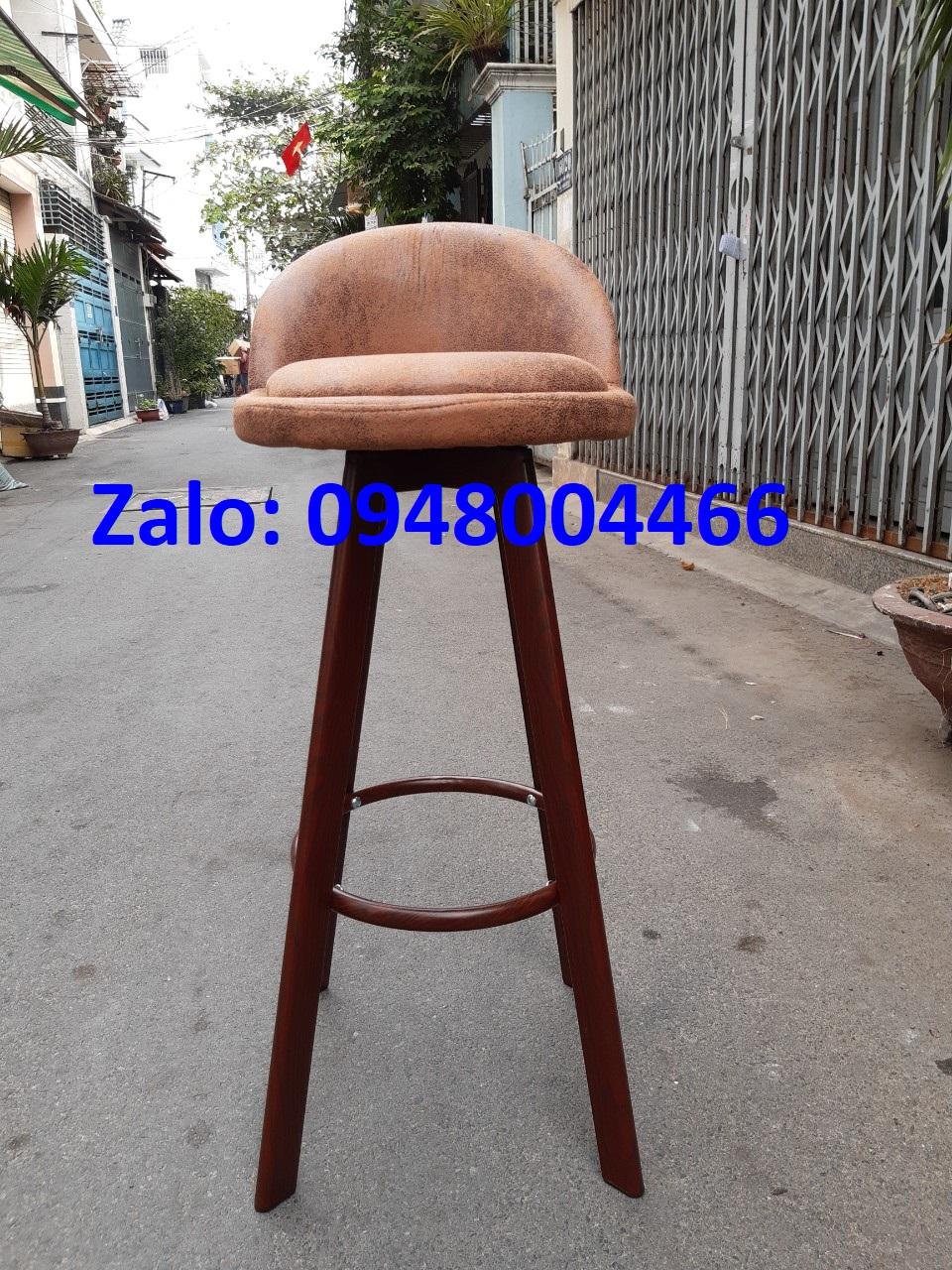 Ghế quầy bar cố định tg7801